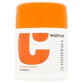 essential Waitrose Vitamin C Tablets