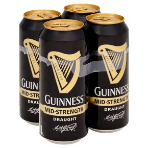 Guinness Mid-Strength Draught