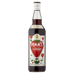 Pimm's Limited Edition Strawberry With A hint Of Mint