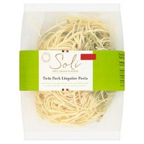 Soli twin pack linguine pasta