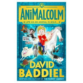 Animal Colm David Baddiel