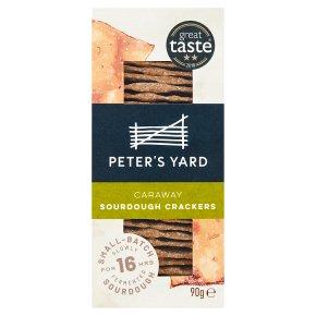 Peter's Yard Caraway Sourdough Crispbread
