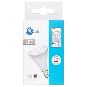 GE LED 3W E14
