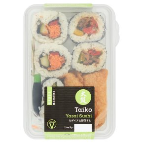 Taiko Vegan Yasai Sushi