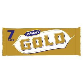 McVitie's 8 Gold Bars
