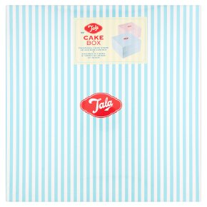 Tala 12 blue cake box candy stripe