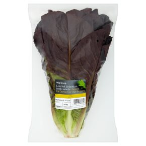 Waitrose Limited Selection Red Romaine Lettuce