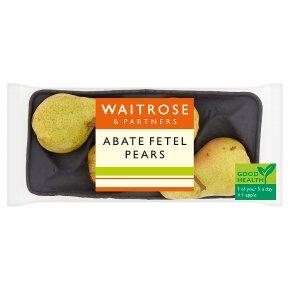 Waitrose Seasonal Pears