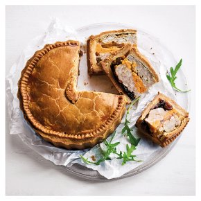 Ploughman's Pork Pie