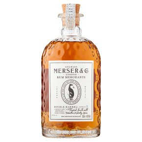 Charles Merser & Co. Double Barrel Rum