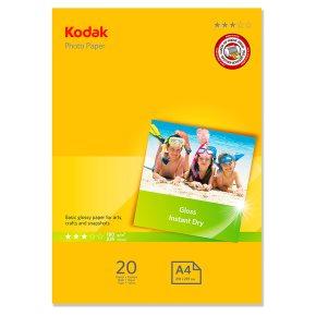 Kodak Gloss A4 Photo Paper