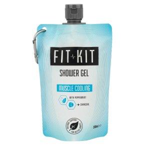 Fit Kit Shower Gel Muscle Cooling