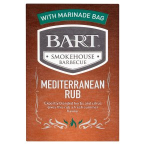 Bart Smokehouse Mediterranean rub