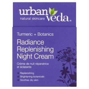 Urban Veda Radiance Night Cream