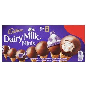 Cadbury dairy milk minis