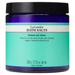 Neal's Yard Lavender Bath Salts
