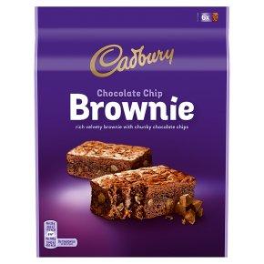 Cadbury Chocolate Chip Brownie