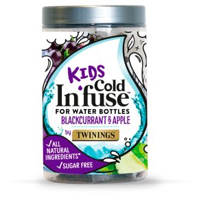 Twinings Cold In'fuse Apple & Blackcurrant