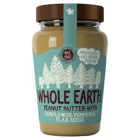 Whole Earth Peanut Butter with Pumpkin Seeds