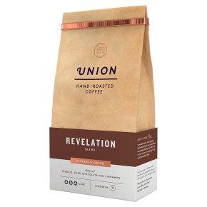 Union Hand-Roasted Coffee Revelation Blend Espresso