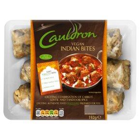 Cauldron Vegan Indian Bites