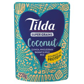 Tilda Super Grains Coconut
