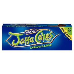 McVitie's Jaffa Cakes Lemon & Lime
