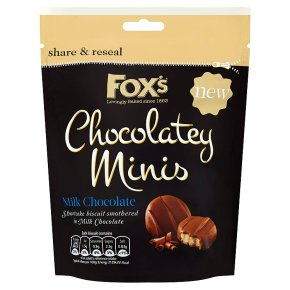 Fox's Chocolatey Minis Milk Chocolate