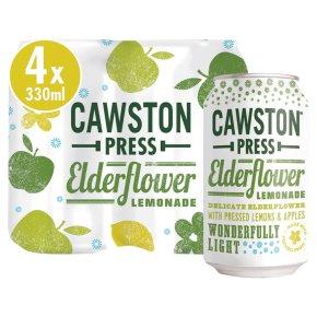 Cawston Press Elderflower Lemonade