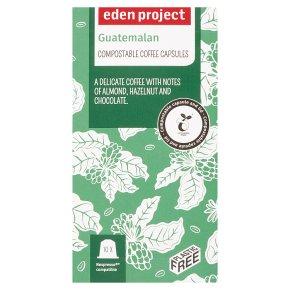 Eden Project Capsules Guatemalan