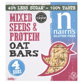 Nairns Oat Bar Mixed Seeds & Protein