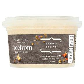 Waitrose Christmas Gluten Free Bread Sauce