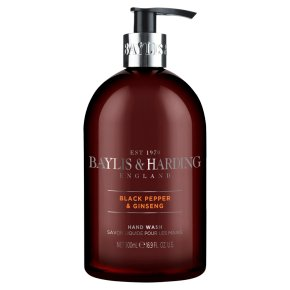 Ultramoderne Baylis & Harding Pepper Hand Wash   Waitrose & Partners BT-43