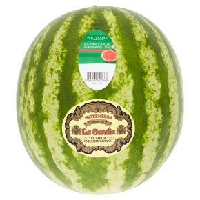 Waitrose Extra Large Watermelon