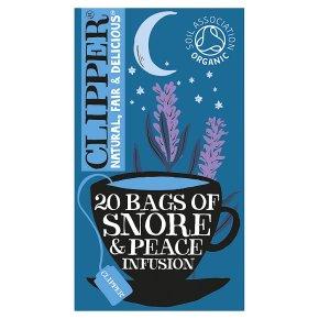 Clipper Snore & Peace 20 Enveloped Bags