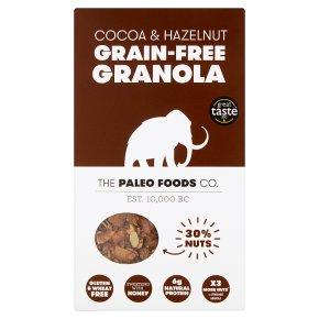 The Paleo Foods Co. Cocoa & Hazelnut Grain-Free Granola