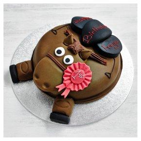 Sparky Pony Celebration Cake