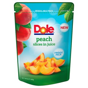 Dole Peach Slices In Juice