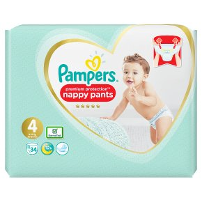 Pampers Nappy Pants