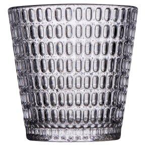 Waitrose Pressed Glass Tumbler