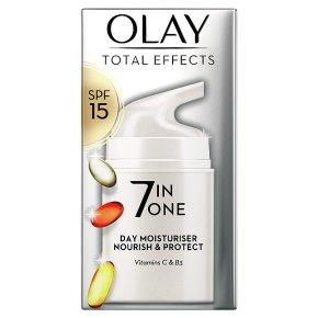 Olay Total Effects Moisturiser Day Cream SPF15