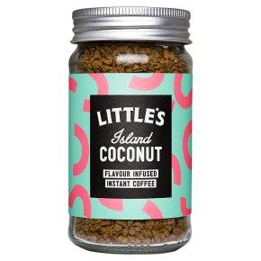 Littles Island Coconut Instant Coffee