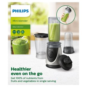Philips HR2876 Daily Mini Blender with Chopper
