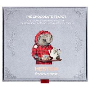 Heston from Waitrose The Chocolate Teapot
