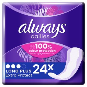 Always Dailies Long Panty Liners