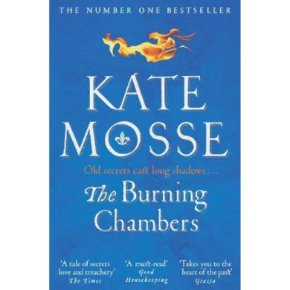 The Burning Chambers Kate Mosse