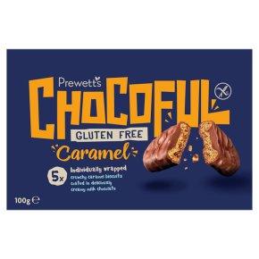 Prewetts 5 Chocoful Caramel
