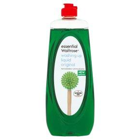 essential Waitrose Washing Up Liquid Original