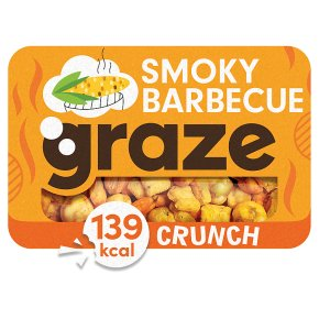Graze Smokehouse BBQ Crunch