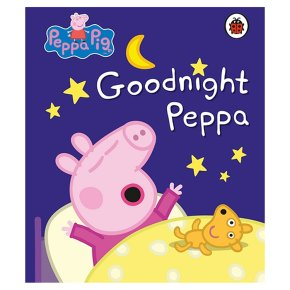 Goodnight Peppa Ladybird Books